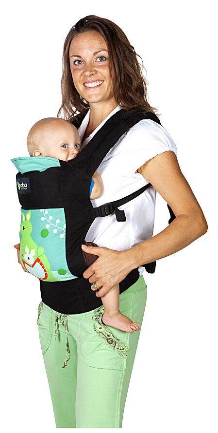 So nutzen Sie Bauchtragen zum Transport Ihres Babys
