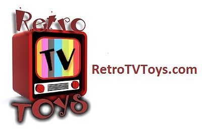 Retro TV Toys and Collectibles