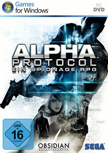 Alpha Protocol (PC) - <span itemprop='availableAtOrFrom'>Leibnitz, Österreich</span> - Alpha Protocol (PC) - Leibnitz, Österreich