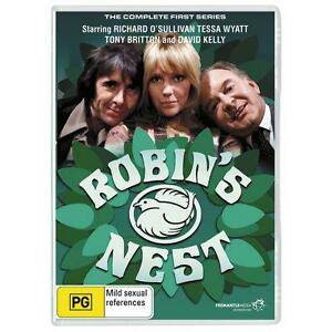 ROBINS-NEST-THE-COMPLETE-FIRST-SEASON-7-EPISODES-SERIES-NEW-SEALED-DVD-R4