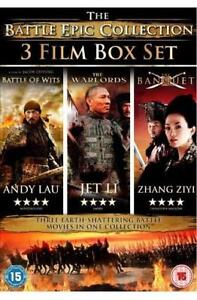The Battle Epic Collection (DVD, 2010)