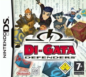 NEU OVP Nintendo DS Di-Gata Defenders noch in Folie