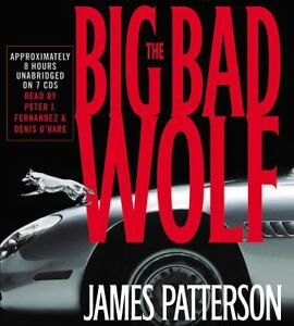 The Big Bad Wolf No. 9 by James Patterso...