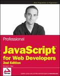JavaScript for Web Developers, Nicholas C. Zakas, 047022780X