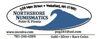 Northshore Numismatics Inc
