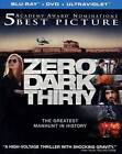 Zero Dark Thirty (Blu-ray/DVD, 2013, 2-Disc Set, Includes Digital Copy; UltraViolet)