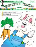 Centered on Learning - Spring, Cindy K. Daoust, 1562344706