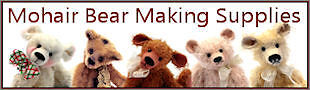 Mohair Bear Making Supplies