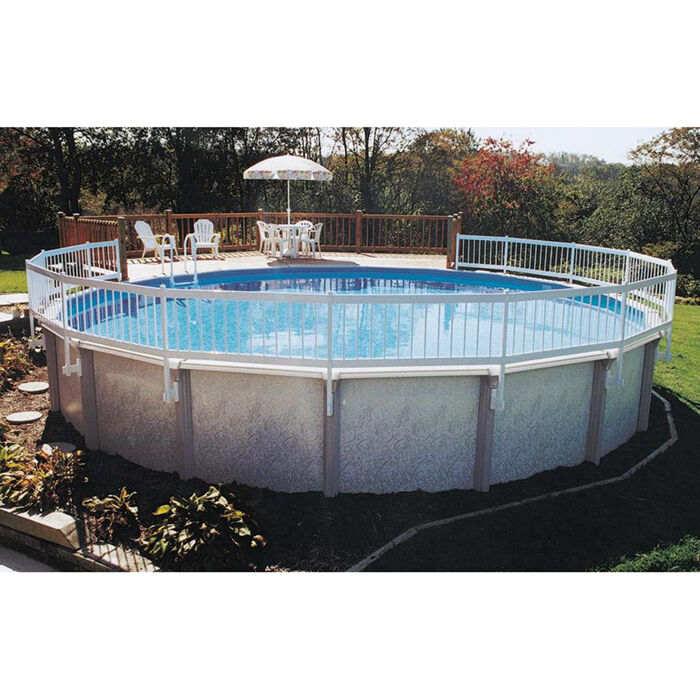 Above-ground vs. In-ground Pools