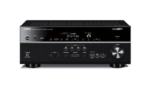yamaha rx v675 7 2 channel network av receiver with