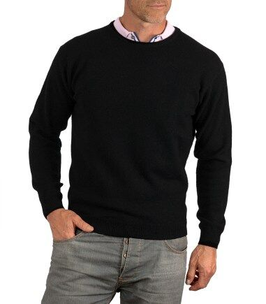 Top 10 office appropriate sweaters for men for Dress shirt with sweater