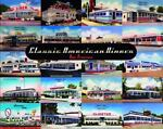 Classic American Diners : Collectible Postcards And Matchcovers