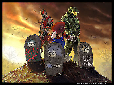 Games Graveyard