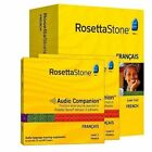 Rosetta Stone Computer Software for Windows - French Version