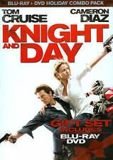 Knight and Day (Blu-ray/DVD Holiday Gift Set)( New Blu