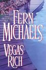 Vegas Rich by Fern Michaels (2009, Paperback)