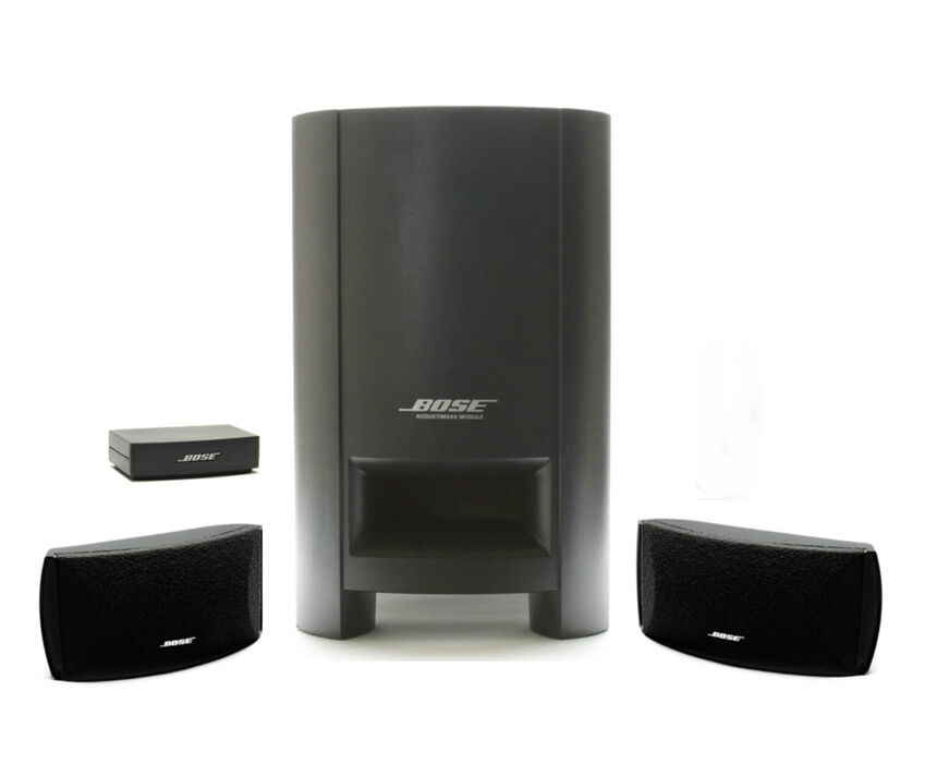 how to set up bose cinemate