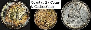 Coastal Ga Coins and Collectibles