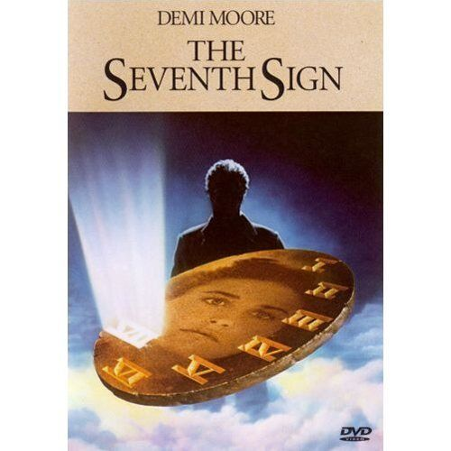 the seventh sign dvd 1998 standard and letterboxed closed caption new