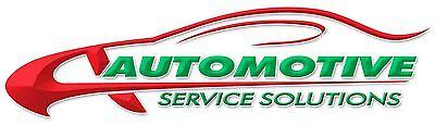 Automotive Service Solutions AU