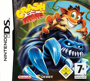 Crash Of The Titans (Nintendo DS, 2007) - berlin, Deutschland - Crash Of The Titans (Nintendo DS, 2007) - berlin, Deutschland