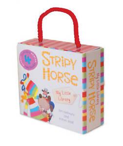 My Little Library: Stripy Horse, Wall, Karen, New Book
