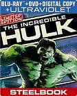 The Incredible Hulk (Blu-ray/DVD, 2013, 2-Disc Set, Includes Digital Copy; UltraViolet)
