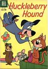 Huckleberry Hound Silver Age Cartoon Character Comics