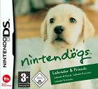 Nintendogs: Labrador & Freunde (Nintendo DS, 2005)