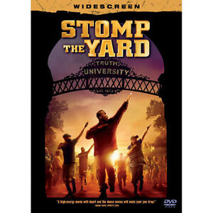 *NEW* Stomp The Yard (DVD, 2007, Widescreen) *DISC ONLY*
