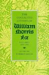 The Collected Letters of William Morris : 1881-1888, William Morris, 0691067236