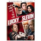 Lucky # Slevin (DVD, 2006, Widescreen Edition)
