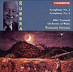 Symphony No. 2 , Symphony No. 6 CD NEW
