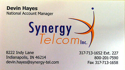Synergy Telcom Inc