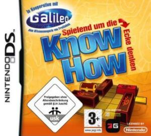 Know-How: Spielend um die Ecke denken (Nintendo DS, 2008)
