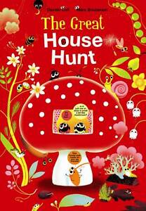 The Great House Hunt by Davide Cali | Hardcover Book | 9781849761000 | NEW