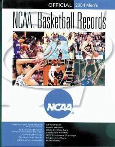NCAA Men's Basketball Records (Official NCAA Men's ...