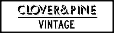 Clover and Pine Vintage
