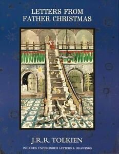 Letters-from-Father-Christmas-Revised-Edition-Tolkien-J-R-R-Hardcover