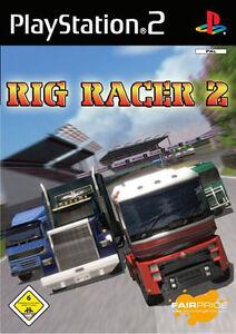 Rig Racer II PS2 Playstation 2