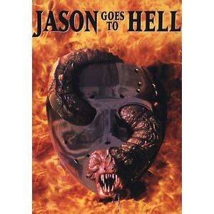 Jason Goes To Hell Dvd