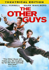 The Other Guys (DVD, 2010, Rated) New