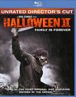 Halloween II (Blu-ray Disc, 2010, Unrated)