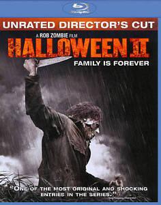 Halloween II (Blu-ray Disc, 2010, Unrate...