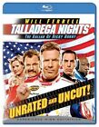 Talladega Nights: The Ballad of Ricky Bobby (Blu-ray Disc, 2006, Unrated)
