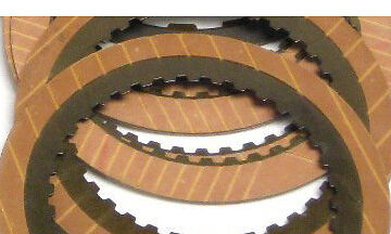 Automatic Transmission Friction Plate Information ID