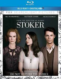 STOKER/Nicole Kidman/NEW BLU-RAY+DIGITAL HD UV/BUY ANY 4 SHIP FREE - Modesto, California, United States - STOKER/Nicole Kidman/NEW BLU-RAY+DIGITAL HD UV/BUY ANY 4 SHIP FREE - Modesto, California, United States