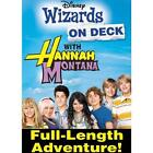 Wizards On Deck With Hannah Montana (DVD, 2009)