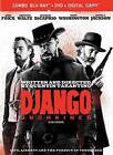 Django Unchained (Blu-ray/DVD, 2013, 2-Disc Set, Canadian)