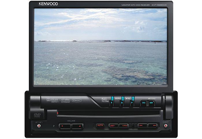 5 Automotive DVD Players